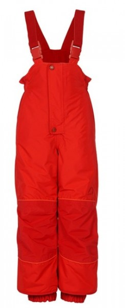 Finkid Toope Baby Schneehose fire/red