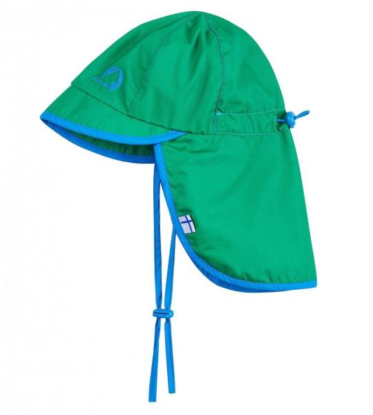 Finkid RANTALI pepper green/blue leichter Sommer Südwester