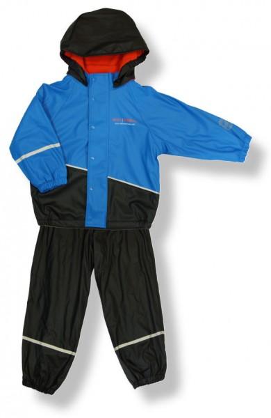 Abeko Baby Thermo Matschanzug Loke blau/schwarz