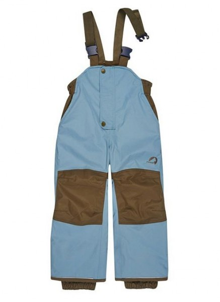 Finkid Toope smoke blue/capers Skihose Outdoor Winterhose atmungsaktiv