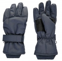 Minymo Fingerhandschuhe Thermo Handschuhe ombre blue