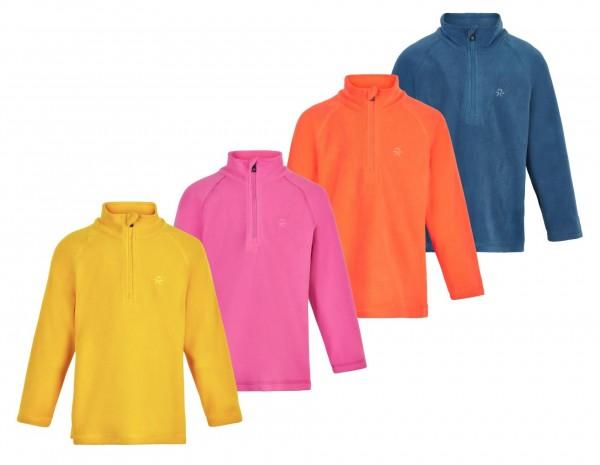 Color Kids Fleecepulli uni Fleece Shirt