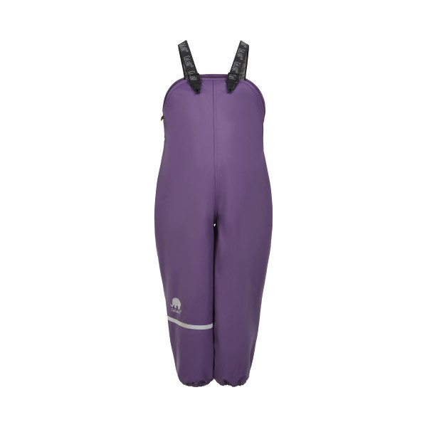 Celavi Winter Regenhose grape lila gefüttert