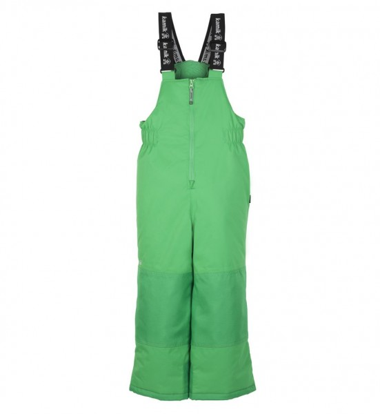 Kamik WINKIE green Thermo Outdoorhose Skihose