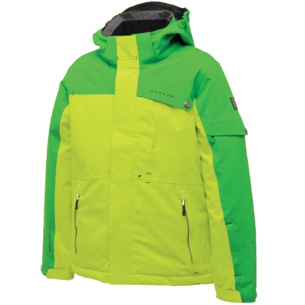 Regatta Kinder Skijacke Outdoorjacke lime/green UPTEMPO