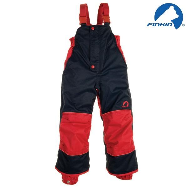 Finkid Toope navy/red Skihose Outdoor Winterhose atmungsaktiv