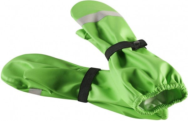 Reima Handschuhe KURA apfelgrün Buddelfäustlinge ungefüttert für Waldkinder