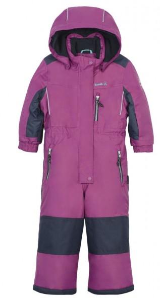 KAMIK Skianzug LAZER berry violett Kinder Schneeanzug