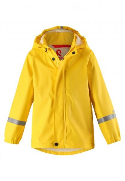 Reima LAMPI gelb Kinder Regenjacke