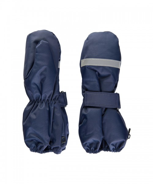 Minymo Fäustlinge Handschuhe dunkelblau