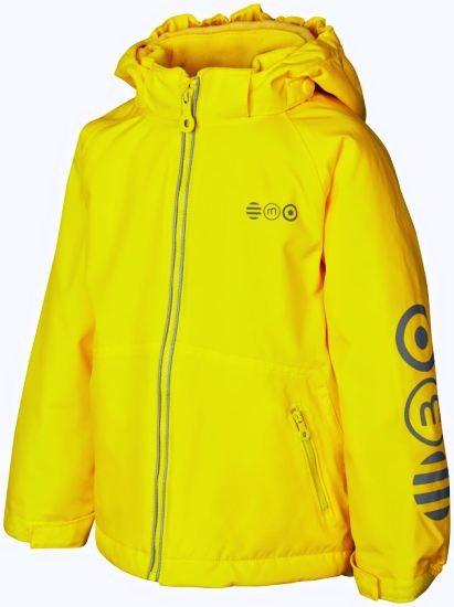 MINYMO Thunder30 gelb Winterjacke Outdoorjacke atmungsaktiv
