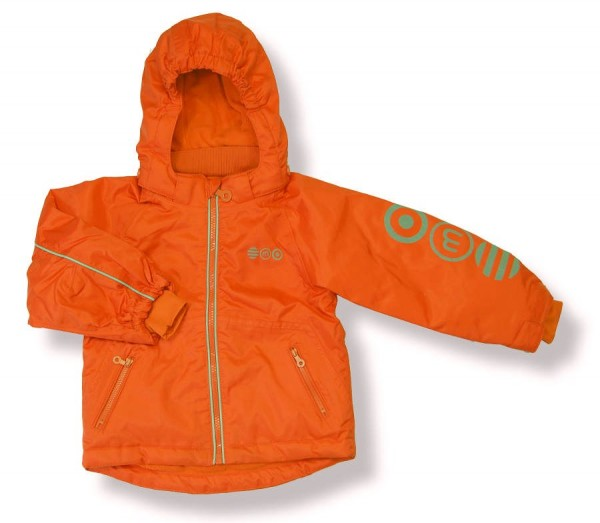 MINYMO Outdoorjacke Now03 Mandarin orange Winterjacke atmungsaktiv