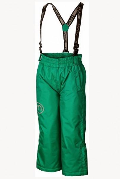 Minymo Thunder34 smaragd grün Thermo Skihose Schneehose atmungsaktiv