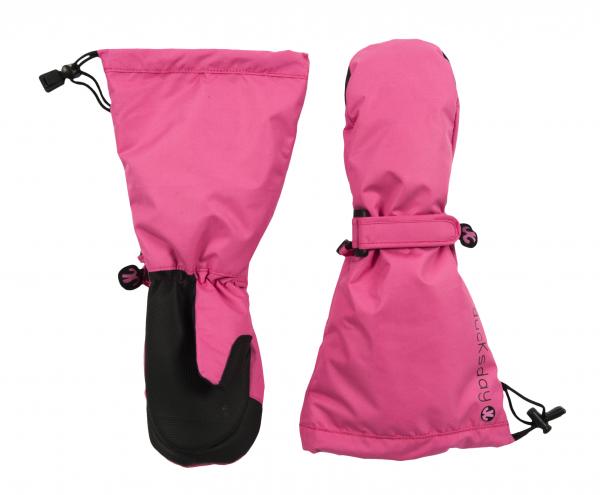 Ducksday Thermo Handschuhe wasserdicht Farbe pink rose
