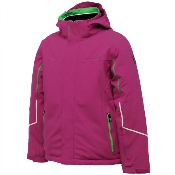 Regatta Mädchen Skijacke Rumble fuchsia pink Outdoorjacke