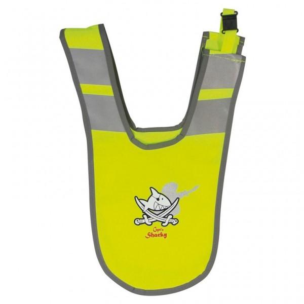 B-Lite Reflektionskragen Capt'n Sharky Collar Kids Sicherheitskragen für Kinder