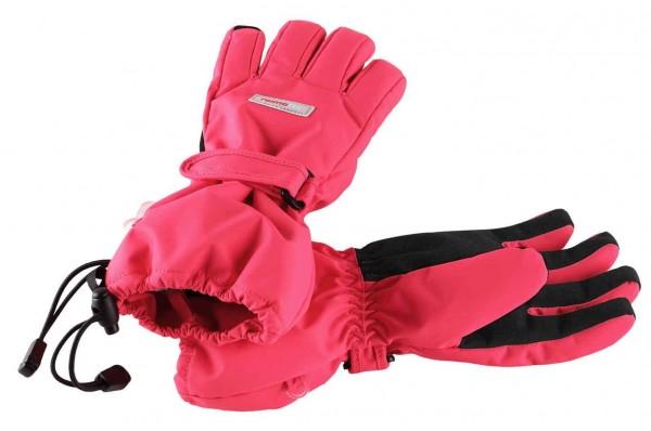 Reima Handschuhe KIITO pink Kinder Fingerhandschuhe wasserdicht