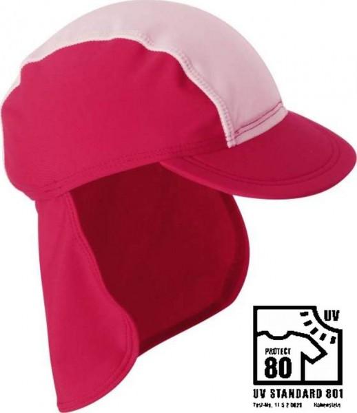 UV-Schutz Strandhut für Mädchen pink / rosa