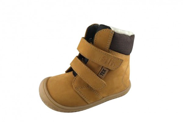 Filii Winterstiefel Himalaya terra Velour mit Thermofutter