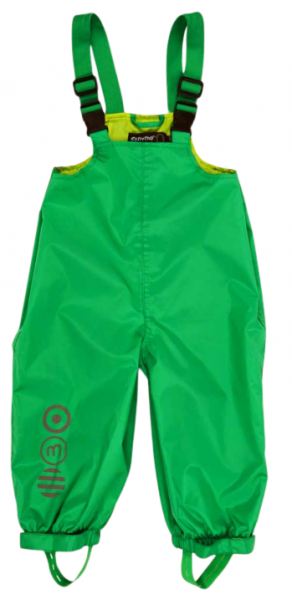 Minymo Baby Regen-Latzhose Winn72 bright green