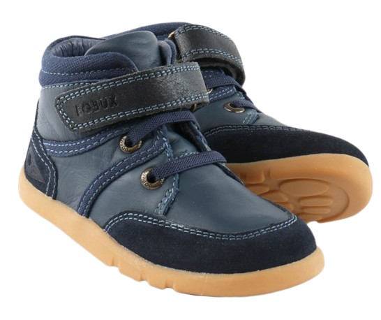 Bobux Scoot Boots Stiefeletten navy