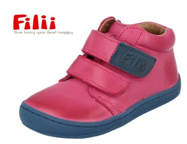 Filii Chameliion pink/blue WEIT Mädchenschuhe mit Klett