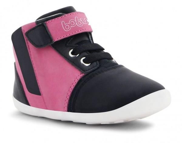 Bobux Step up HALFTONE pink X-Range