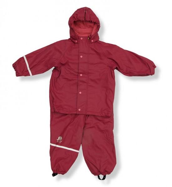 CeLaVi Thermo Regen-Anzug beet red
