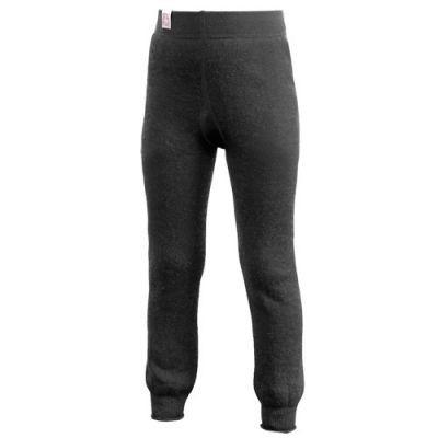 Woolpower Funktions Unterhose schwarz Long Johns 200 Legins Wolle Ökotex100