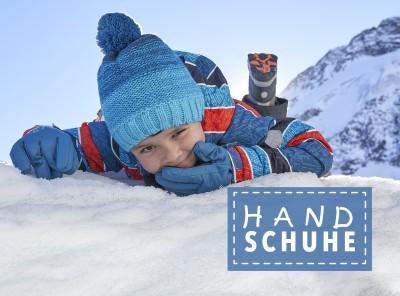 Handschuhe für Draußen-Kinder