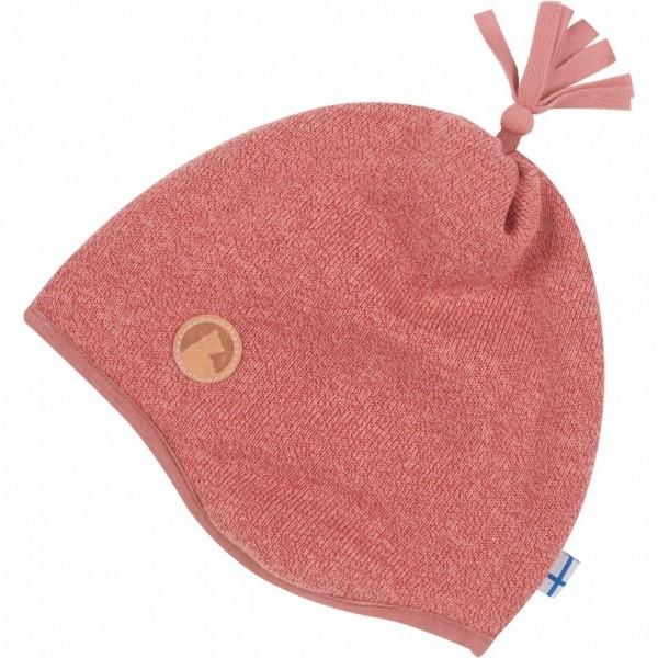 Finkid TIPU Knit rose Mädchen Strickfleece Wintermütze