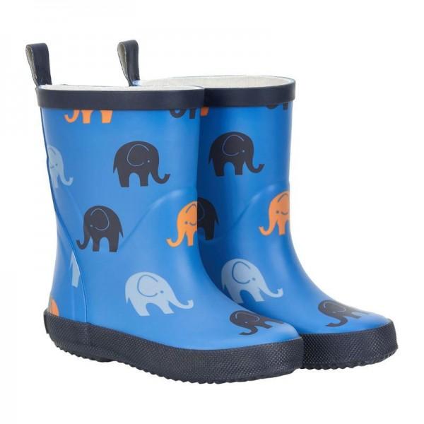 CeLaVi Jungen Gummistiefel vallerta blue Elefanten