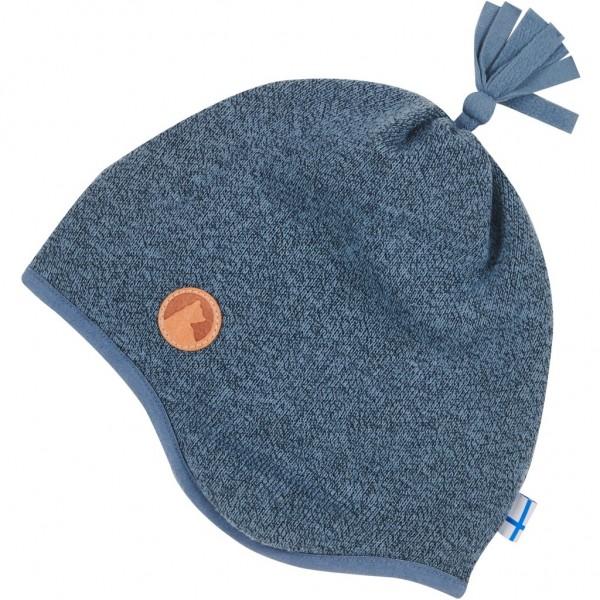 Finkid TIPU Knit blue mirage Kinder Strickfleece Wintermütze