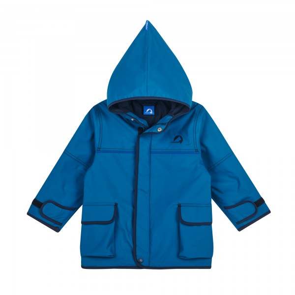 Finkid Jacke Tuulis seaport/navy Zip In Outdoorjacke atmungsaktiv