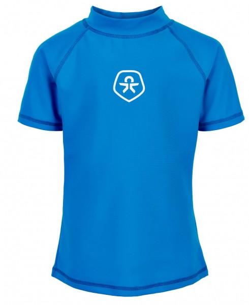 Color Kids TIMON UV Schutz T-Shirt ultra blue