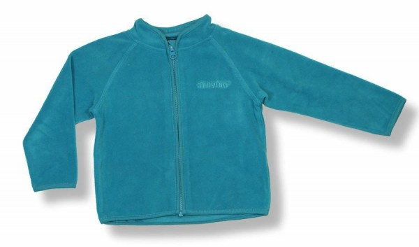 Minymo Fleecejacke Winn89 bright blue