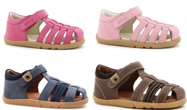 Bobux Leder Sandalen für Kinder