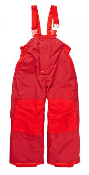 Finkid Toope Baby Schneehose pepper/fire