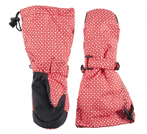 Ducksday Thermo Handschuhe wasserdicht Farbe funky red