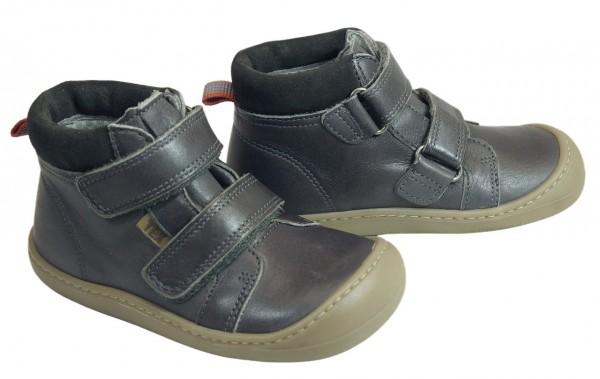 Koel Klett Boots TEX steingrau Kinderschuhe weit