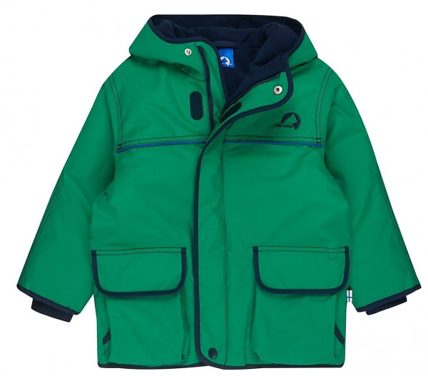Finkid Talvi leaf/navy Winter Outdoorjacke