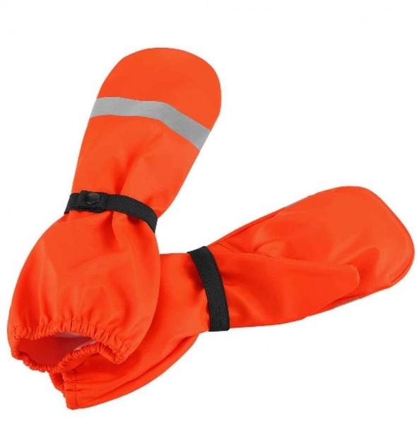 Reima KURA Handschuhe orange ungefüttert für Waldkinder