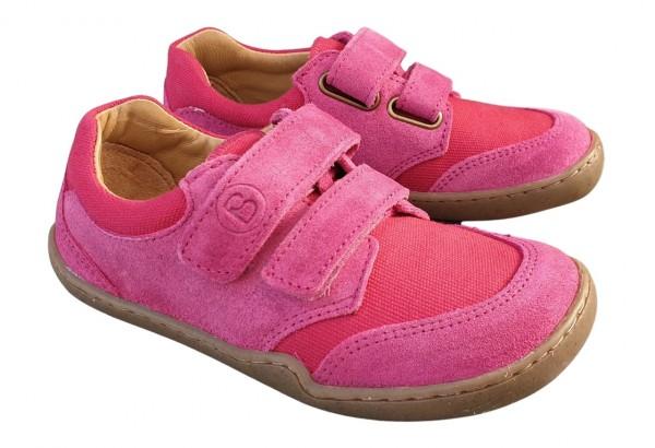 bLifestyle SKINK Sneaker cranberry pink Bio Barfußschuhe