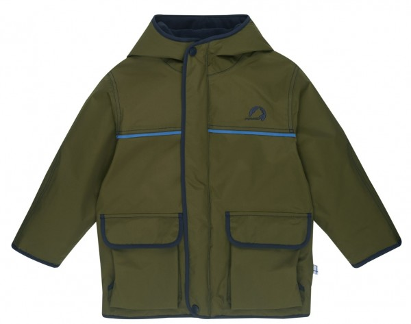 Finkid Talvi beech/navy Winter Outdoorjacke