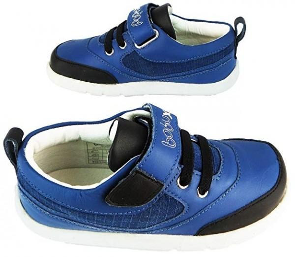 watch aab42 de0ca Bobux SHAPER Kinderschuhe cobalt blue Bootie i-walk