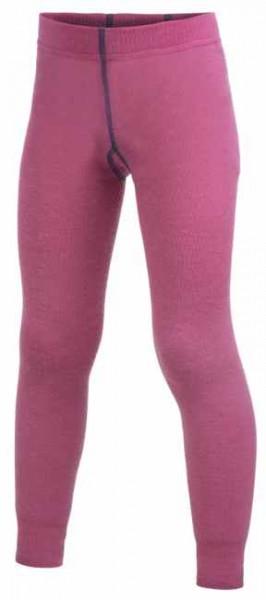 Woolpower Funktions Unterhose seastar rose Long Johns 200 Legins Wolle Ökotex100
