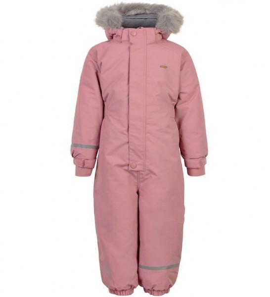 Minymo Mädchen Skianzug Zephyr rosa Schneeanzug uni