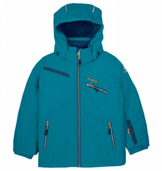 Kamik ZADE sea petrol Kinder Funktionsjacke