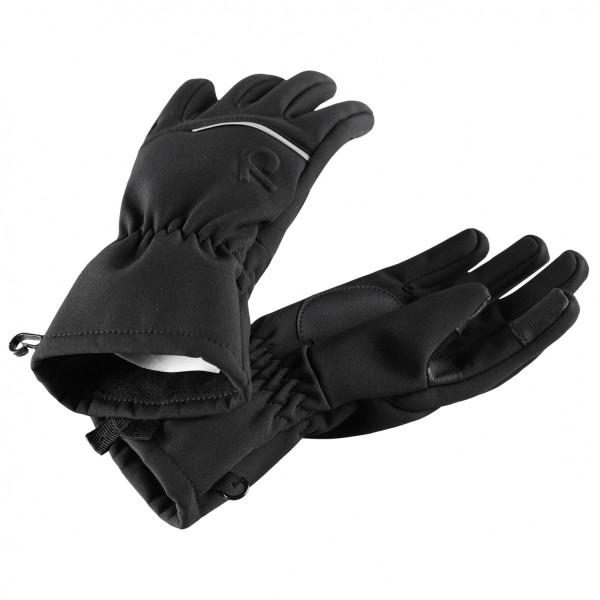Reima Softshell Fingerhandschuhe EIDET schwarz